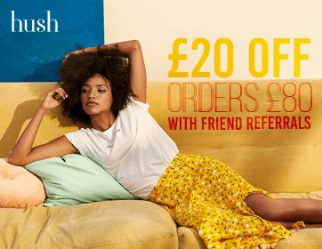 Hush Homewear 2020 Discount Codes