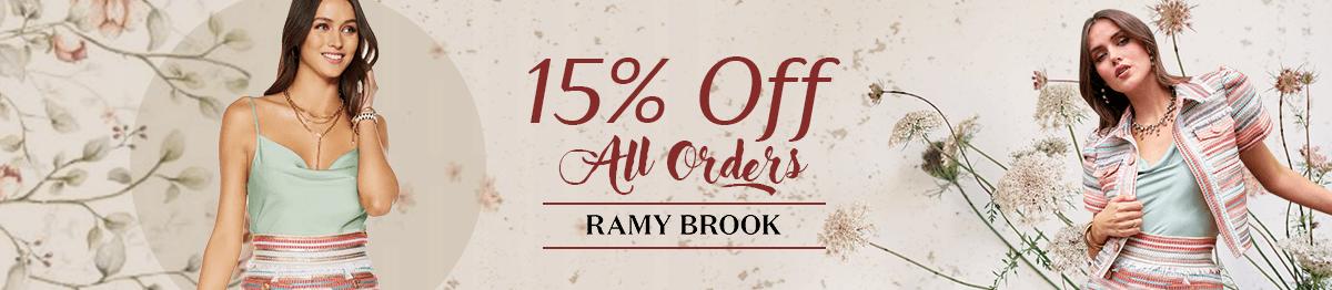 Ramy Brook Promo Codes