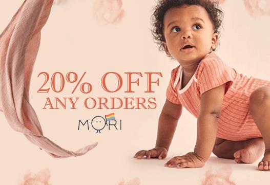 Baby Mori Voucher & Discount Code