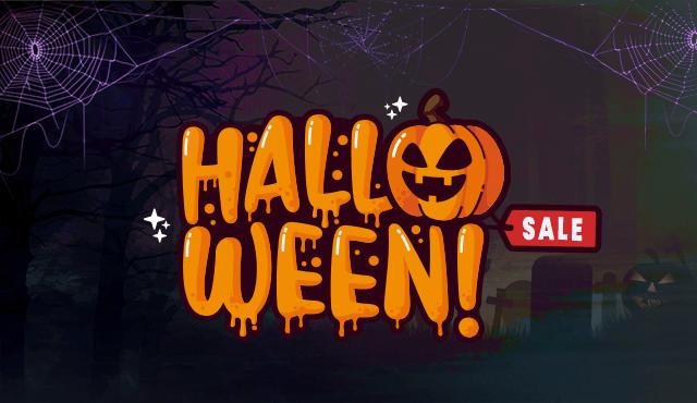 Halloween Discount Codes