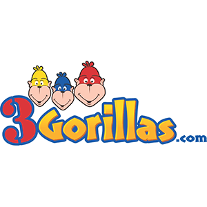 3 Gorillas Promo Codes