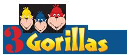 3Gorillas.com voucher codes