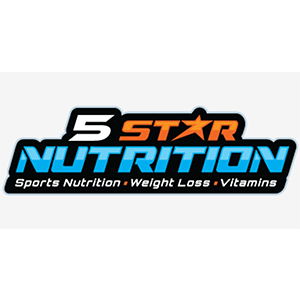 5 Star Nutrition Promo Codes