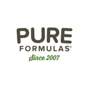 Pure Formulas Coupon Code
